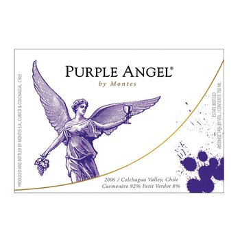 Montes Montes Purple Angel 2015<br />