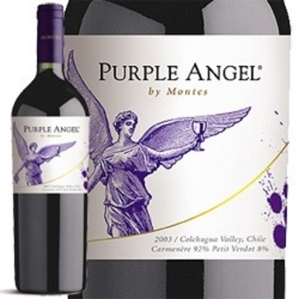 Montes Montes Purple Angel Apalta Vineyard Carmenere  2017<br />