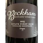 Beckham Estate Vineyard Estate Pinot Noir 2015<br /> Chehalem Mountains, Oregon