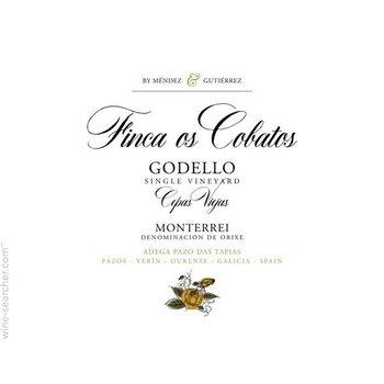 Finca os Cobatos Godello 2016<br /> Monterrei, Spain