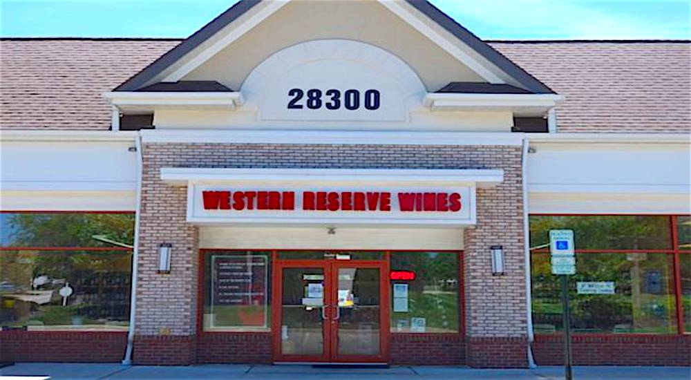 WELCOME TO WESTERN RESERVE WINES