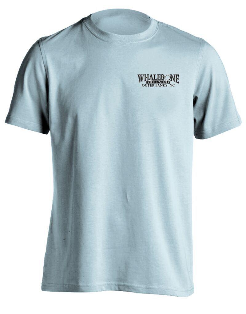 Whalebone Logo PORTHOLE MERMAID PREMIUM BLEND SHORT SLEEVE TEE