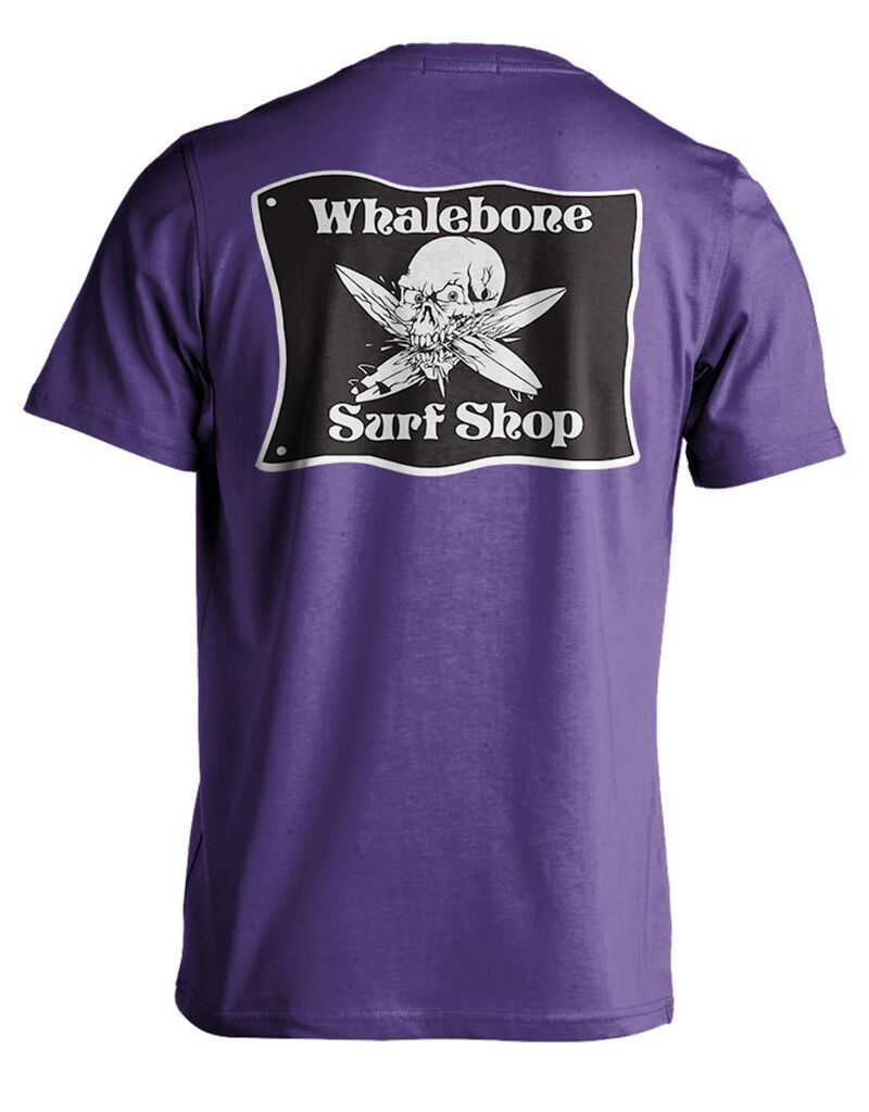 Whalebone Logo CRUNCH SHORT SLEEVE TEE
