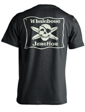 Whalebone Logo *WHALEBONE JUNCTION GLOW SHORT SLEEVE TEE