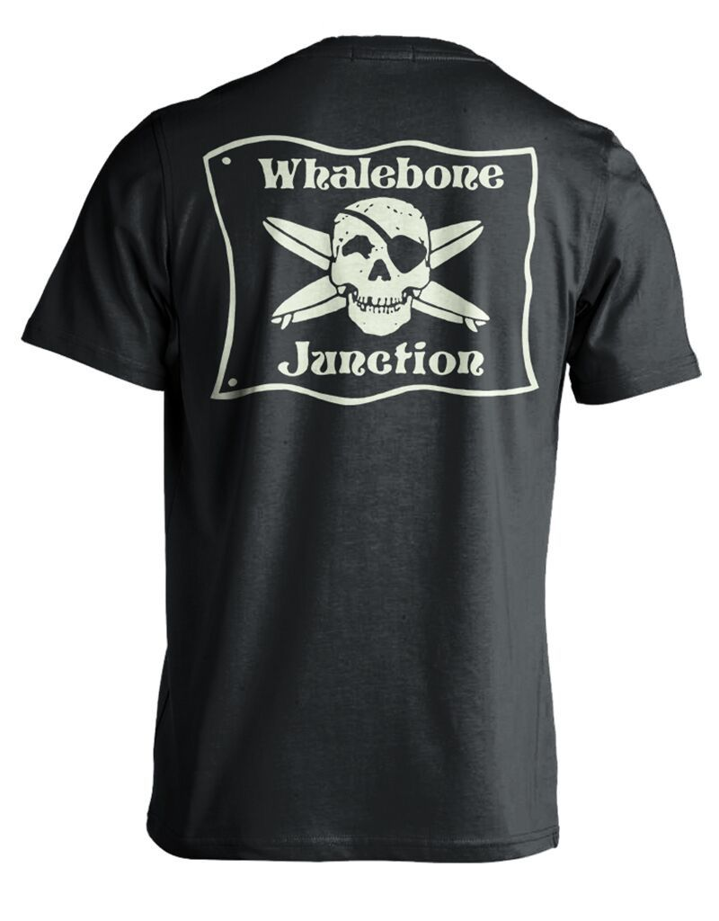 Whalebone Logo WHALEBONE JUNCTION GLOW SHORT SLEEVE TEE