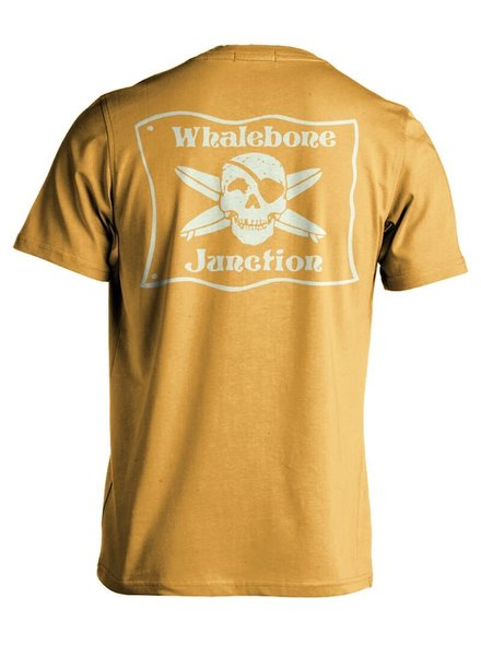 Whalebone Logo *WHALEBONE JUNCTION GLOW PREMIUM SHORT SLEEVE TEE