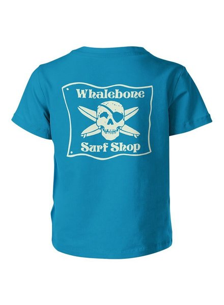Whalebone Logo KIDS * WHALEBONE SURF SHOP GLOW PREMIUM SHORT SLEEVE TEE
