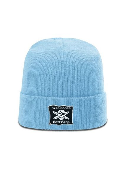 Whalebone Logo LOGO BEANIE - ORIGINAL KNIT ROLL UP