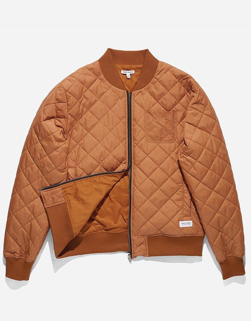 Mens Sportswear BANKS JOURNAL STROLL JACKET