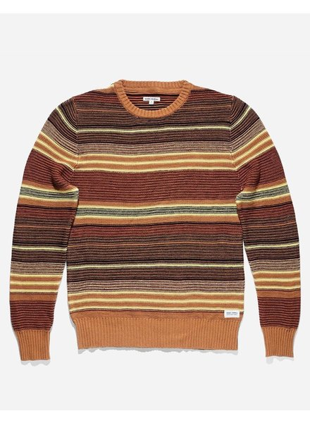 Mens Sportswear BANKS JOURNAL ERNIE KNIT SWEATER