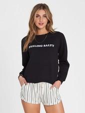 Billabong BILLABONG WOMENS FEELING SALTY CREW