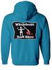 Whalebone Logo BLACKBEARD PULLOVER HOODIE