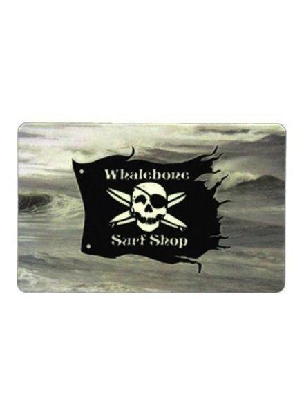 GIFT CARD WHALEBONE GIFT CARD - $10