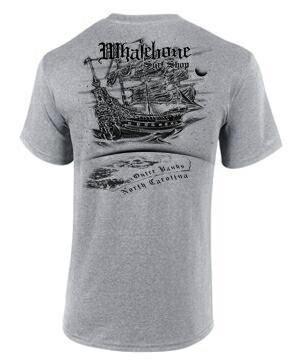 Whalebone Logo AIRSHIP SHORT SLEEVE TEE