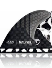 Surf Accessories FUTURES GENERATION SERIES HS3 V2 THRUSTER FINS
