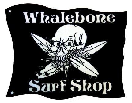 Whalebone Logo LOGO STICKER - CRUNCH GLOW LOGO STICKER