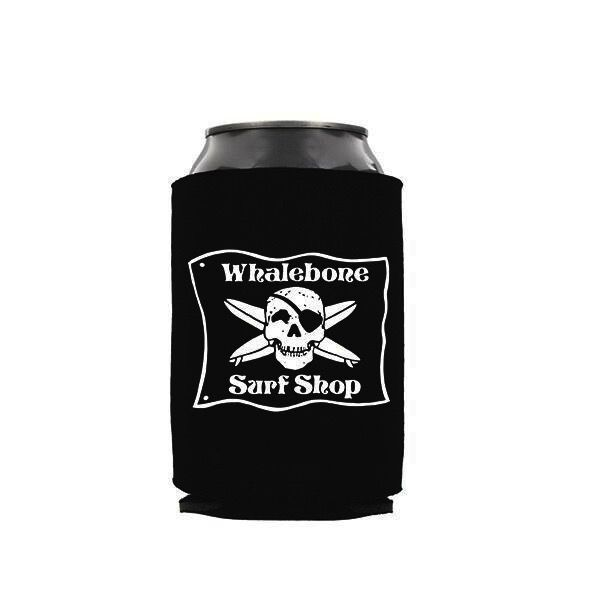 Whalebone Logo WHALEBONE SURF SHOP FOLDABLE CAN INSULATOR