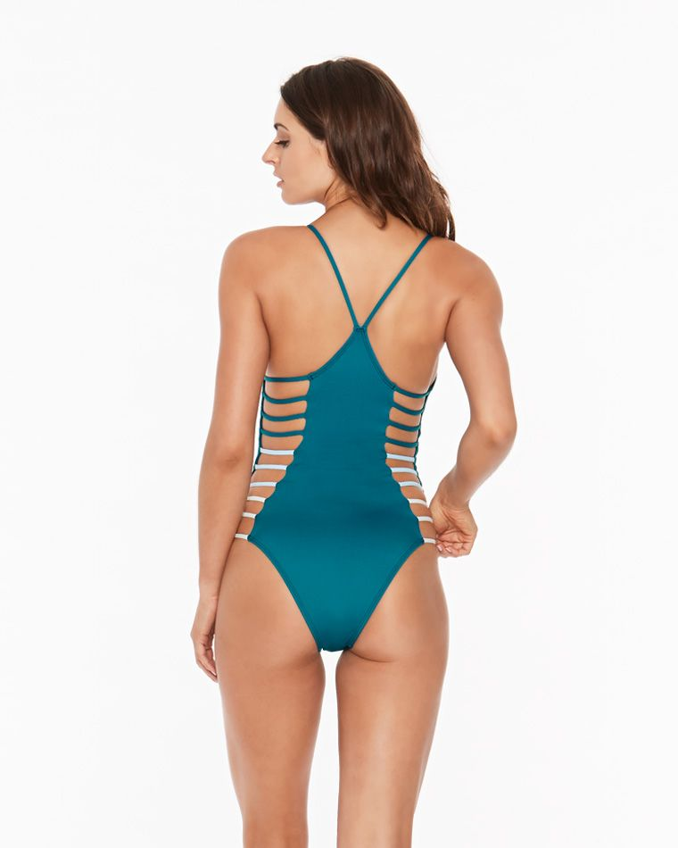 LSPACE WILD SIDE ONE PIECE - Whalebone Surf Shop 06f767c97