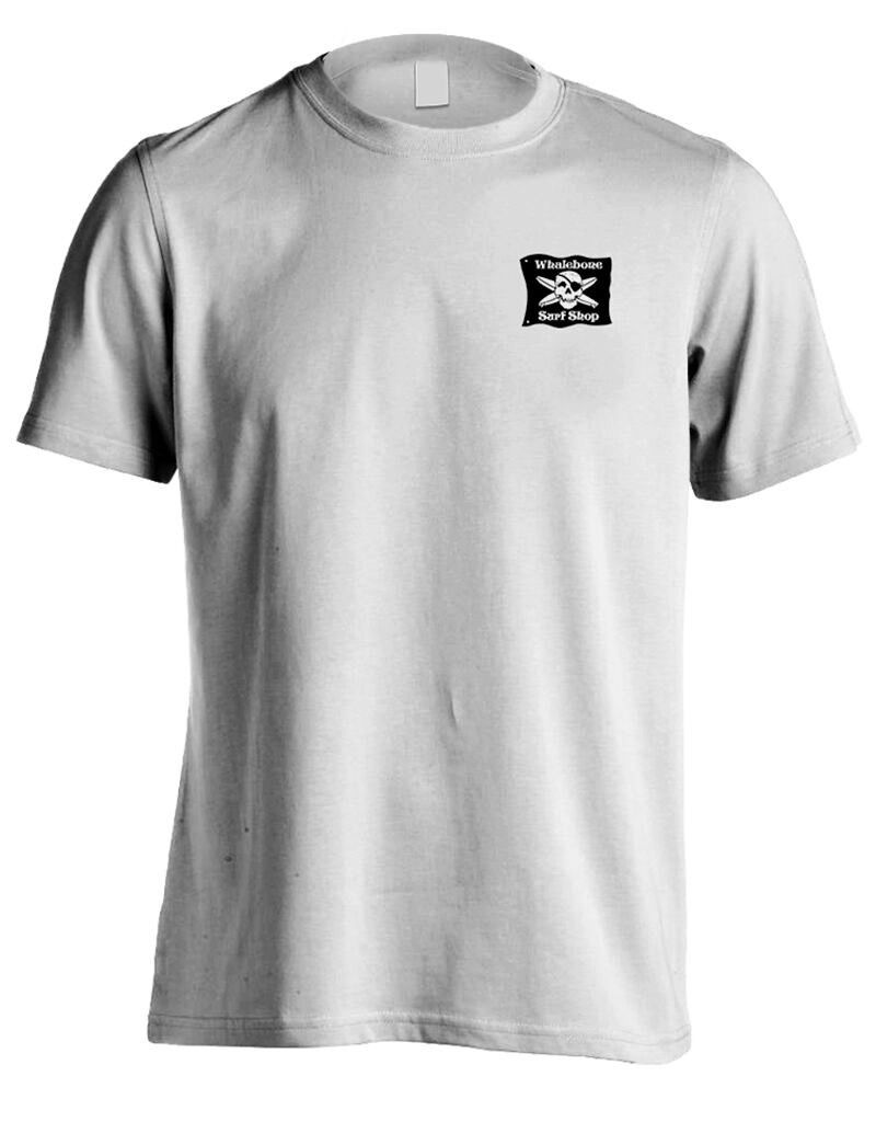 Whalebone Logo SOUTH 12 PREMIUM SHORT SLEEVE TEE