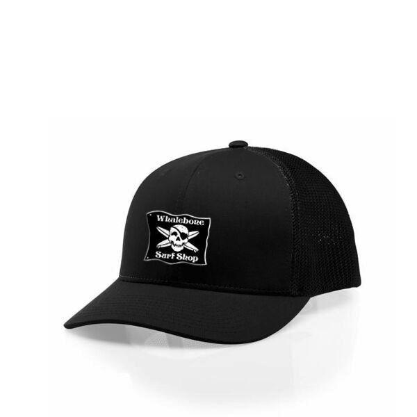 Whalebone Logo LOGO HAT - ORIGINAL MESH BACK TWILL FRONT FLEXFIT