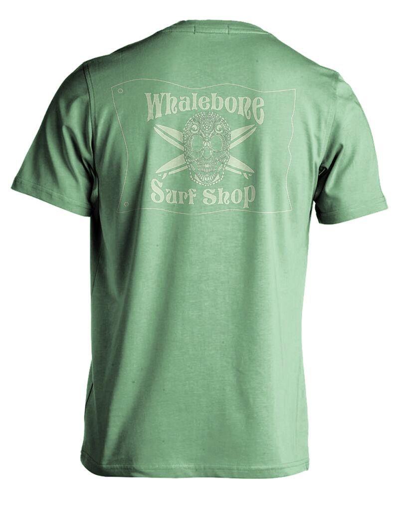 Whalebone Logo INTRICATE GLOW SHORT SLEEVE TEE