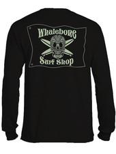 Whalebone Logo INTRICATE GLOW LONG SLEEVE TEE