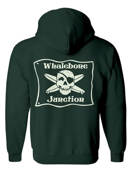 Whalebone Logo *WHALEBONE JUNCTION GLOW PULLOVER HOODIE