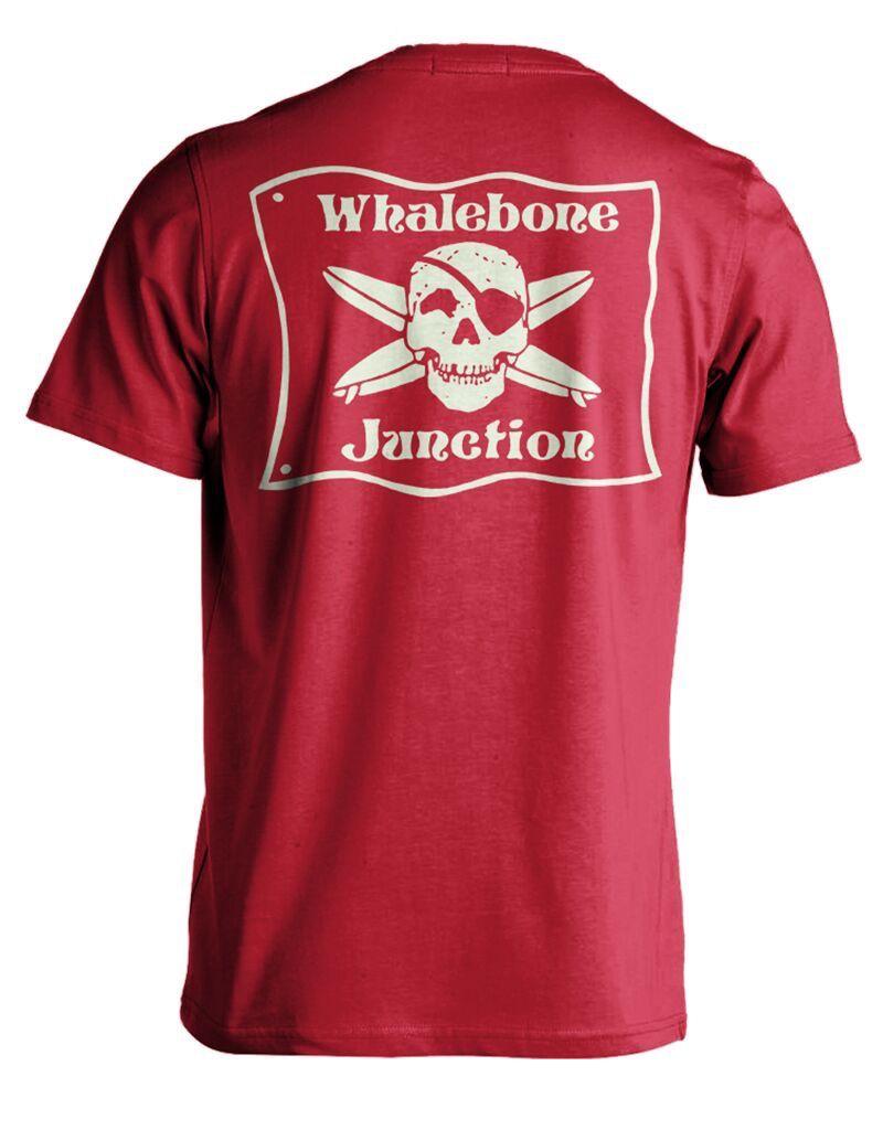 Whalebone Logo WHALEBONE JUNCTION GLOW PREMIUM SHORT SLEEVE TEE