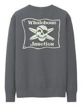 Whalebone Logo WHALEBONE JUNCTION GLOW CREW FLEECE
