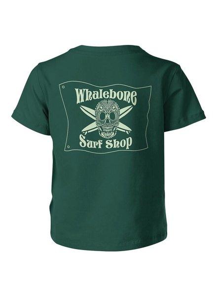 Whalebone Logo KIDS INTRICATE GLOW PREMIUM SHORT SLEEVE TEE