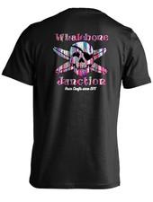 Whalebone Logo RESIN DRIP PREMIUM SHORT SLEEVE TEE
