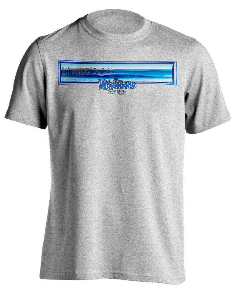 Whalebone Logo KITTY HAWK PIER WB LOGO SHORT SLEEVE TEE