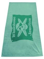Whalebone Logo LOGO TOWEL - WHALEBONE JUNCTION SCREEN PRINT TOWEL 32x64