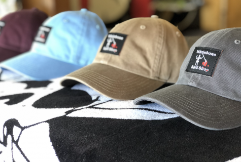 NEW LOGO HATS