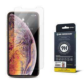 GPEL - Tempered Glass Screen Protector for iPhone X