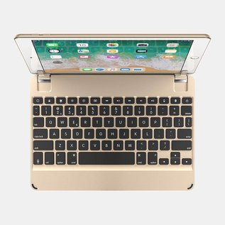 """BRYDGE BRYDGE9.7 Space Grey Aluminium Keyboard Case for all 9.7"""" iPads"""