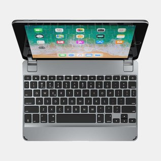 "BRYDGE BRYDGE9.7 Space Grey Aluminium Keyboard Case for all 9.7"" iPads"