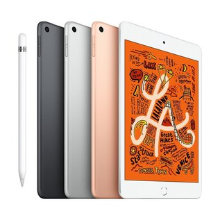 iPad mini Wi-Fi - Cell with the new A12 Bionic chip.