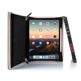 Twelve South Twelve South BookBook Apple iPad Air Pro 11 2018 Vintage Brown