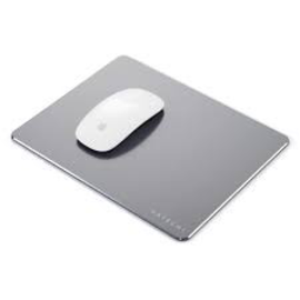 Satechi Satechi Aluminium Mouse Pad Space Grey