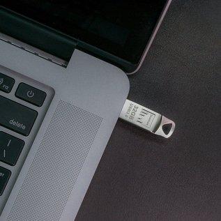 STRONTIUM Strontium Nitro AMMO Silver USB 3.1 (Gen 1)