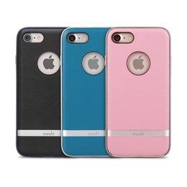 Moshi Napa Vegan Leather Hardshell Case for iPhone 8/7