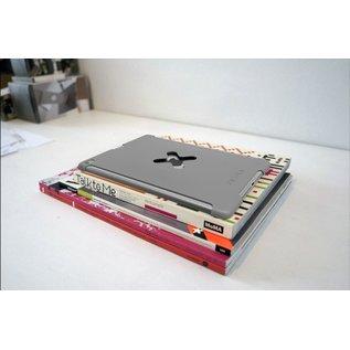 Proper Studio Proper X Lock Case for iPad Air 1/5th Gen Case - Space Grey