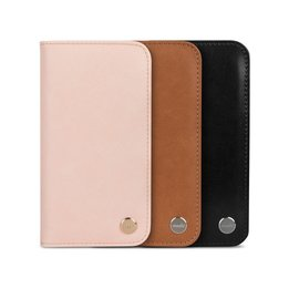Moshi Moshi Overture Vegan Leather Wallet Case for iPhone X