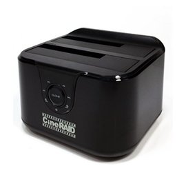 Other World Computing CineRAID USB-C 3.1 Gen2 Drive Dock / Duplicator