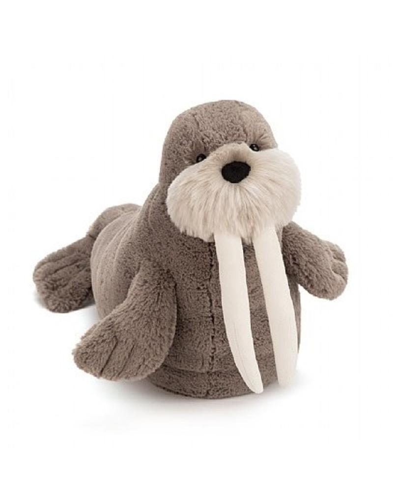 jellycat Willie Walrus