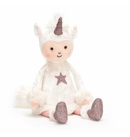 jellycat Perkies Unicorn Delight doll unicorn moon