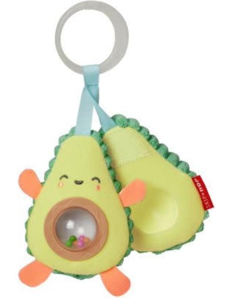 Skip Hop Farmstand Avocado Stroller toy