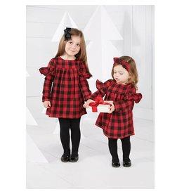 Buffalo Check Dress Toddler