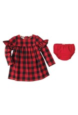Buffalo Check Dress Toddler
